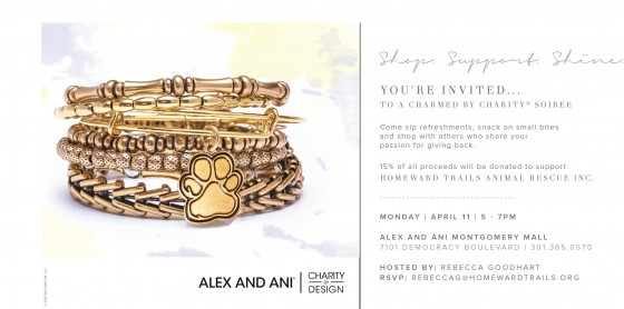 alex and ani invite