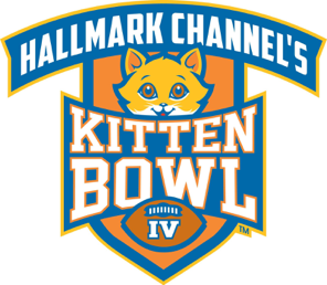 Kitten Bowl Logo